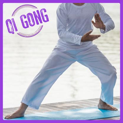 Clases Semanales de Qi Gong Para la Salud